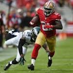 Frank Gore continues climb up all-time rushing leaderboard