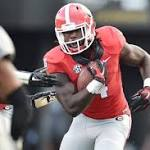Remember Keith Marshall? Georgia RB Shines at Combine, Makes Statement to NFL