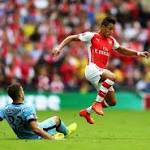 Arsenal prove little with rout of feeble Manchester City