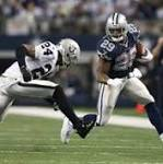 Dallas Cowboys Take Out Oakland Raiders Behind Strong Running Game