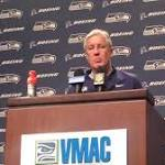 Seattle Seahawks coach Pete Carroll: 'Very high hopes for the future'