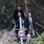 Benedict Cumberbatch marries Sophie Hunter in Valentine's Day ceremony