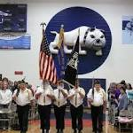 Portsmouth Middle School holds assembly to honor veterans
