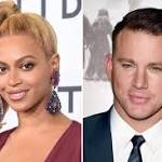 Here's What Beyoncé Texted Channing Tatum After Their Lip Sync Battle