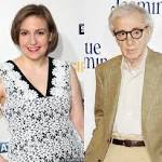 Lena Dunham: I'm Disgusted With Woody Allen's Behavior