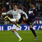 Spain: Gareth Bale hat trick leads Madrid to Valladolid romp