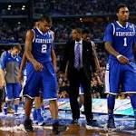 Kentucky freshmen miss their chance to one-up the Fab Five