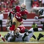 Report: Eagles interested in signing Gore; RB's trainer bashes 49ers