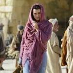 'The Dovekeepers': First Look at Cote de Pablo in CBS Miniseries