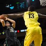 Oregon men's basketball beats Cal Poly 82-61, sweeps Global Sports Hardwood ...