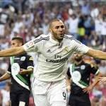 Real Madrid 2-0 Cordoba: Benzema, Ronaldo ensure winning start for Los ...