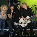 Will radio 'Crush' Little Big Town song?