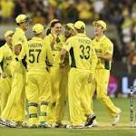 World Cup: Marsh, Finch seal thumping first win for Australia