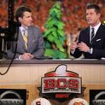 ESPN releases studio assignments for College Football Playoff broadcasts