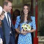 Prince William Helps an Elderly Lord to His Feet as Kate Middleton Looks On See the Pics!