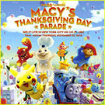 Macy's Thanksgiving Day Parade 2014 - Balloon & Performers List