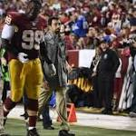 Former Redskins Defensive Linemen Jenkins, Bowen Sign with Bears, Jets