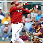 Tomas' early role for D-backs -- a bat off the bench