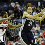 Grizzlies at Wizards final score: Memphis holds on for 110-104 win