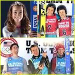 US ski jumping team announced