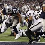 The Morning After: Raiders at Cowboys