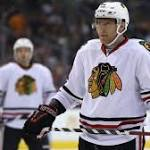 Hossa (upper body) won't suit up before Christmas break