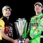 JGR crew chief Adam Stevens suspended for violating NASCAR lug nut rule