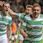 Celtic boss Lennon hails his 'greatest night in football'