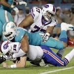 Sluggish offense sinking Bills' playoff hopes