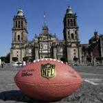 Goodell optimistic NFL will return to Mexico in 2017, Patriots could be next