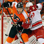 Flyers lose, but hope rally carries into playoffs