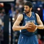 Wolves, Warriors re-open Kevin Love trade talks