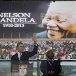 Mandela statue unveiled in Pretoria on national Reconciliation Day