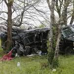 Three Dead After Van Carrying Heavy Metal Bands Crashes in Georgia