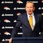 The Denver Broncos' official statement on owner Pat Bowlen