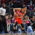 Wizards Extend Losing Streak, Edged by 76ers 89-81