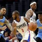 Will the Clippers snap their losing skid in Denver?