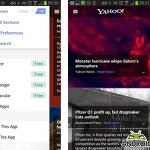 Yahoo Updates Android App With Summly Tech