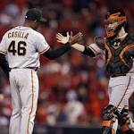 Posey knows how to get into his pitchers' heads