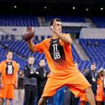 2015 NFL Combine Day 2: Quarterbacks take center stage
