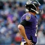 Banged-Up Ravens To Face Steelers in AFC North Battle