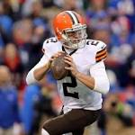 Cleveland Browns absolutely, positively must turn to Johnny Manziel -- Terry ...