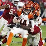 Bengals feel lead slipping, try to get back their edge