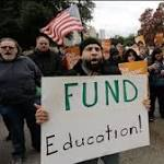 Teachers unions spend big to boost vulnerable Dems