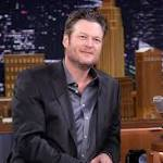 Blake Shelton Set for Acting Debut in Adam Sandler Movie