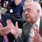 Peter Higgs, Francois Englert win Nobel Prize in Physics