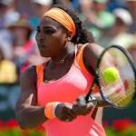 Serena in, Sharapova out at Indian Wells; Federer, Nadal win