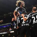 Newcastle record League Cup upset to knock out holders Manchester City