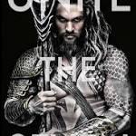Jason Momoa as Aquaman: First Photo Revealed