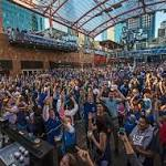 Long-suffering Royals fans celebrate in joyous blur of blue